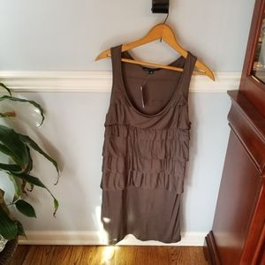 Banana Republic Tank Dress NWT size Medium